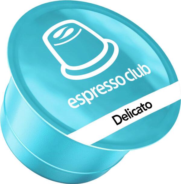 Delicato אספרסו קלאב EspressoClub
