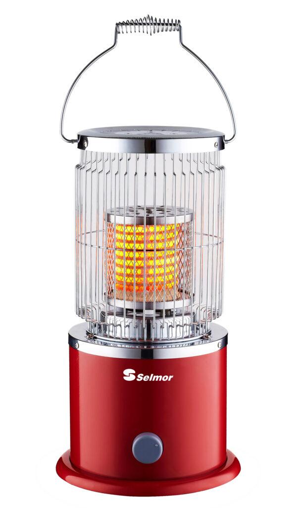 תנור קרמי עששית דגם SE855 סלמור Selmor