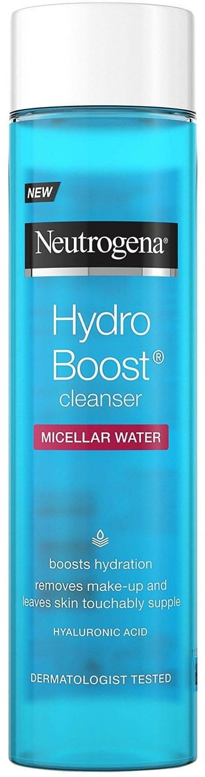 מים מיסלריים לניקוי והסרת איפור מסדרת ®Hydro Boost