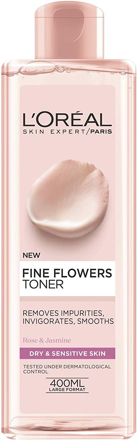 """רייר פלאוארס מי פנים 400 מ""""ל L'Oréal Paris Rare Flowers"""