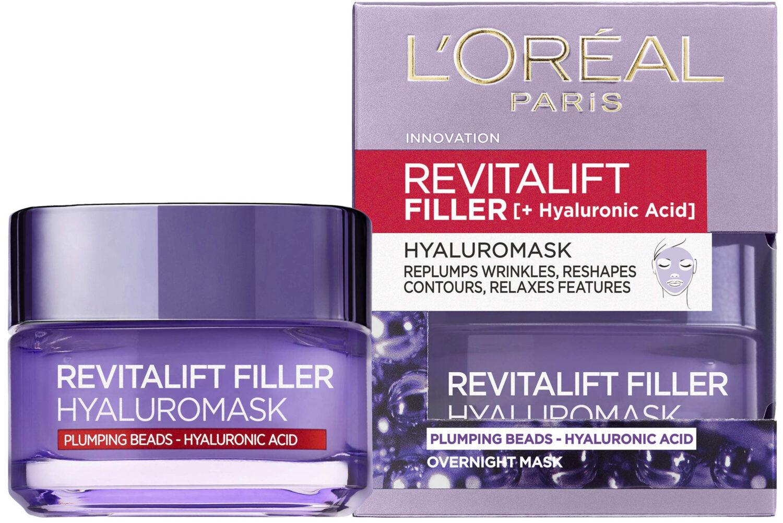 """רויטליפט מסכת פילר 50 מ""""ל L'Oréal Paris Revitalift Filler Mask Plumpy Beads"""