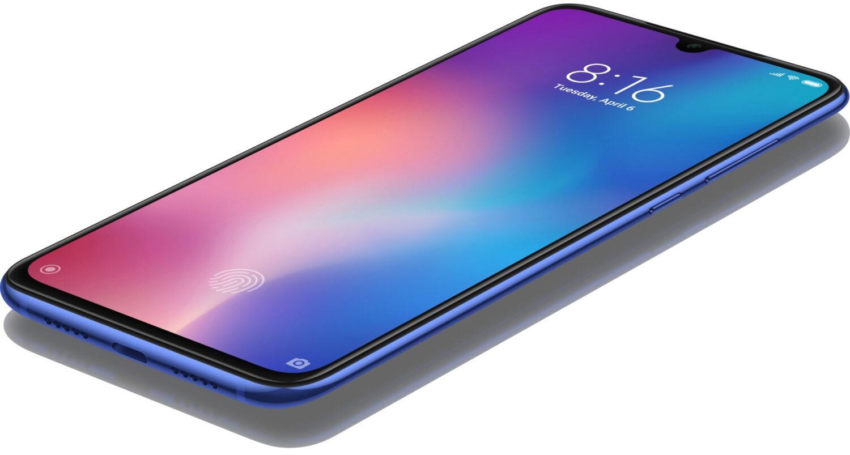 סמארטפון MI 9 גרסה 6GB+128GB Blue