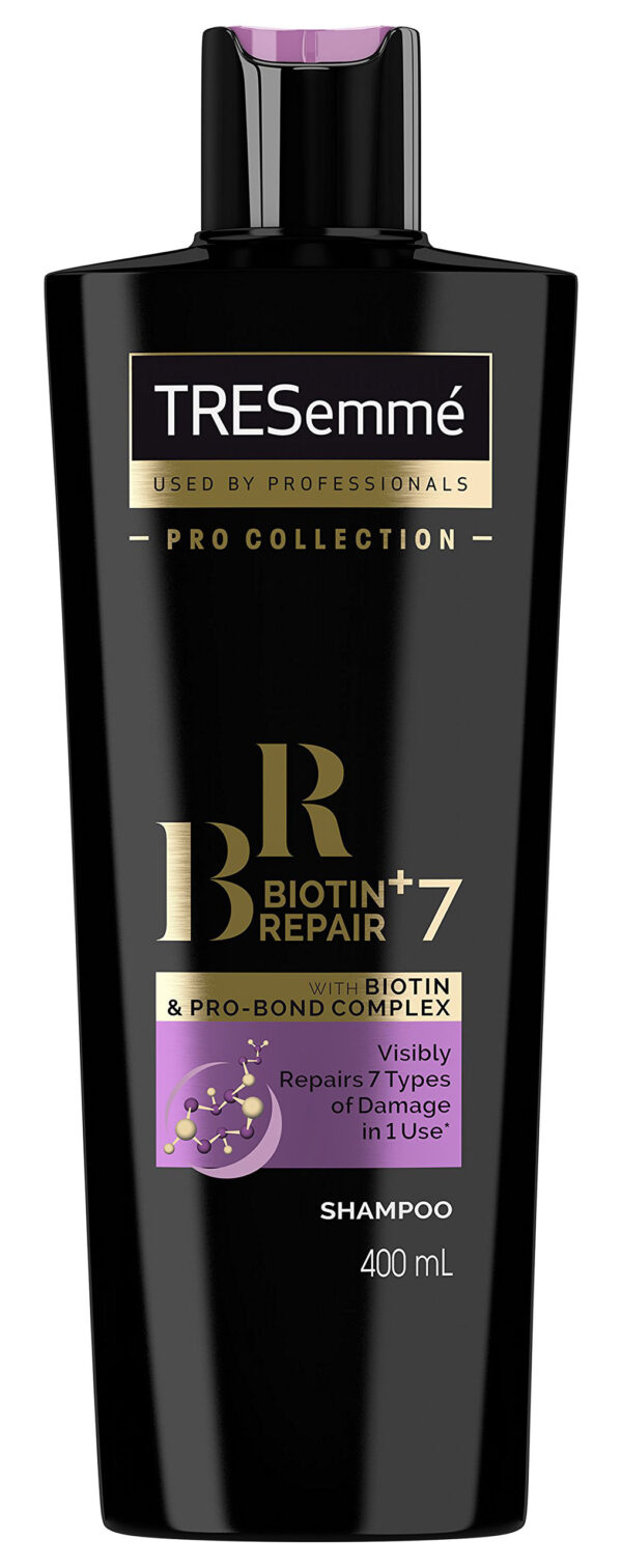 """טרסמה שמפו משקם 400 מ""""ל Biotin & Pro-Bond Complex"""