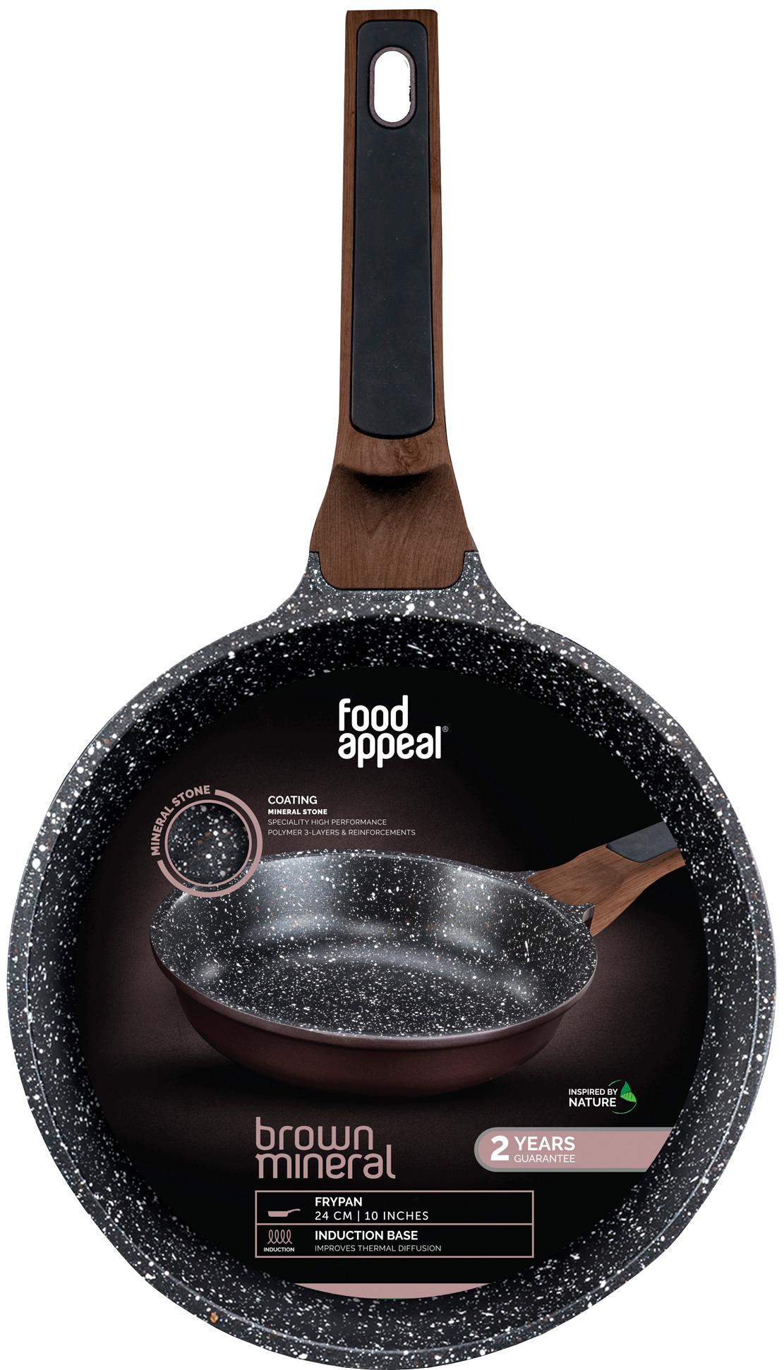 Brown Mineral Pan