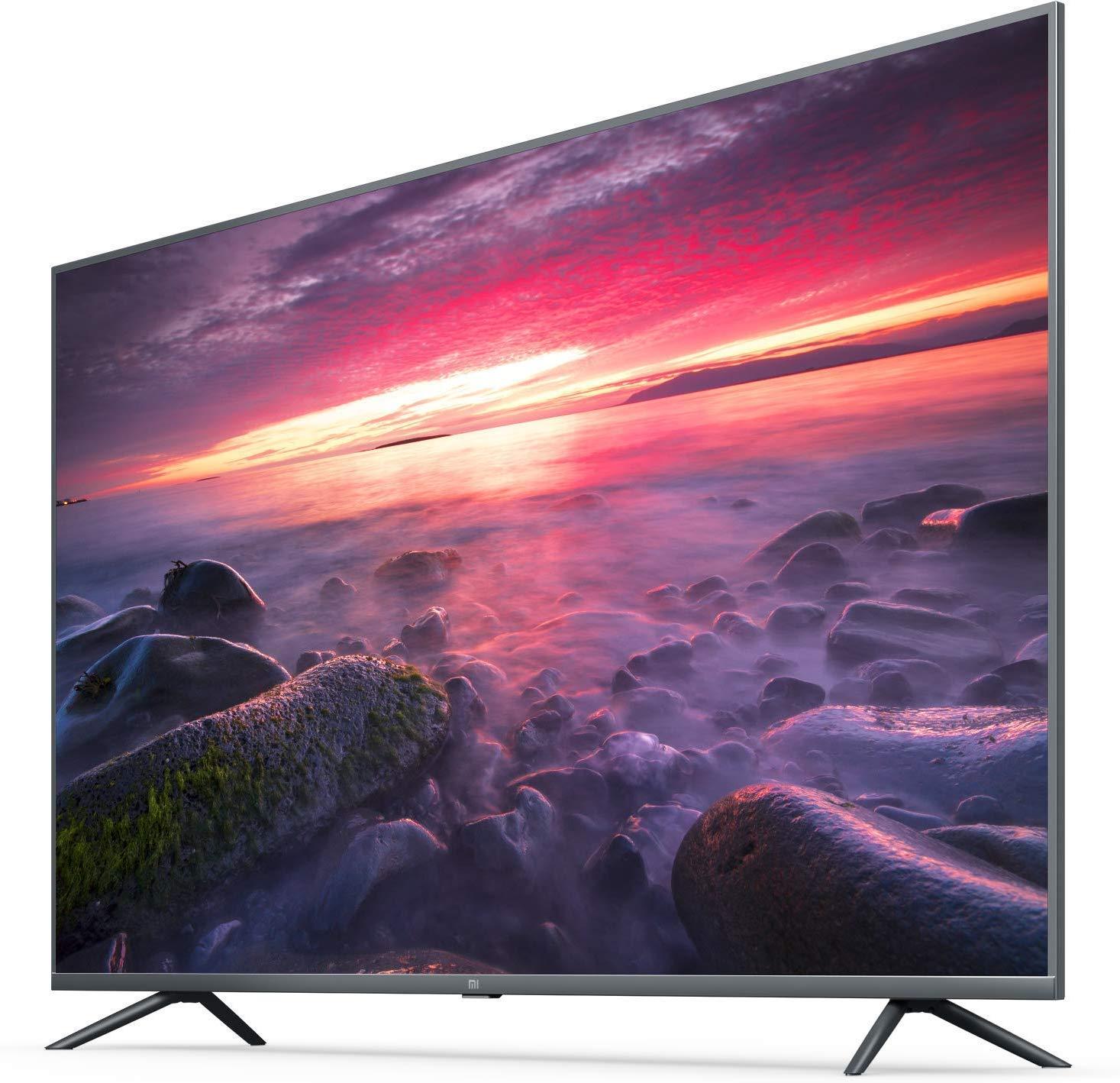 """טלוויזיה חכמה 55"""" UHD-4K שיאומי Xiaomi דגם L55M5-5ASP"""